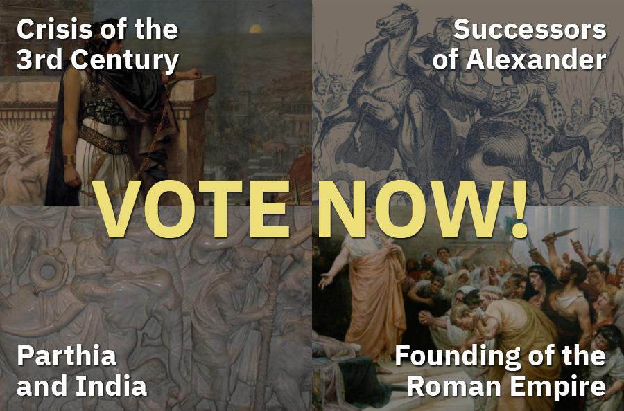 Vote now in the Omniatlas poll