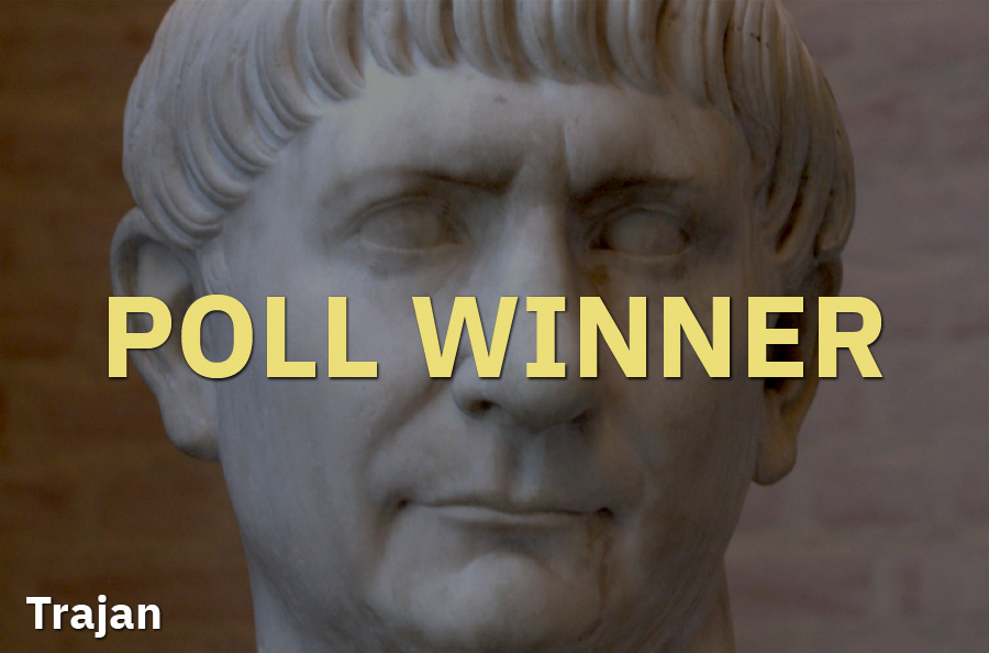 November 2019 Omniatlas poll: Trajan wins